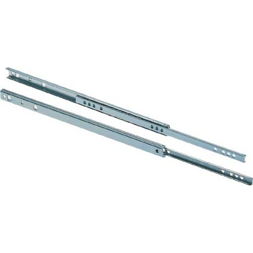 17mm Single Extension Ball Bearing Drawer Runners 350mm