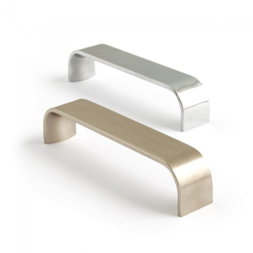 Kitchen Cabinet Door Pull Handles Polished Chrome