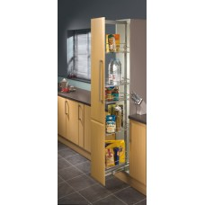 300mm Kitchen Larder Unit, Centre Mounting, 1950-2200mm