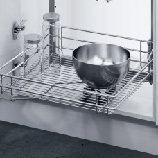 Swing Out Larder Unit for 500mm Kitchen Cabinet 1700-1950mm