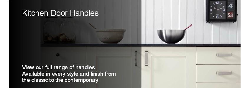 View our full range of cabinet door handles