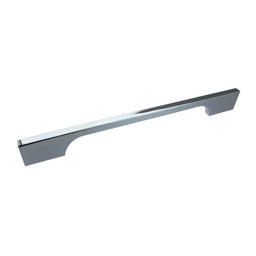 Bioko Polished Chrome Bar Handle - 192mm Centres