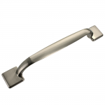 Georgia Brushed Satin Nickel Bar Handle - 128mm Centres