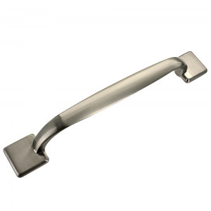 Georgia Bar Handle - Brushed Satin Nickel - 128mm Centres