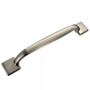 Georgia Bar Handle - Brushed Satin Nickel - 224mm Centres