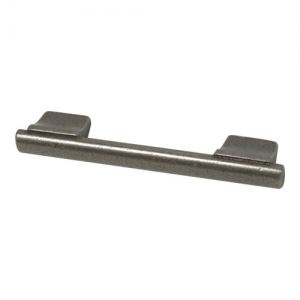 228mm Pewter Finish Bar Handle - 192mm Centres