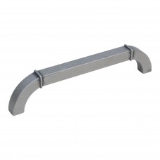 138mm Pewter Finish Cabinet Door Handle - 128mm Centres