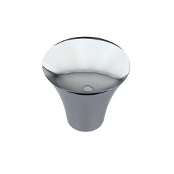 Malvern 30mm Polished Chrome Cabinet Knob