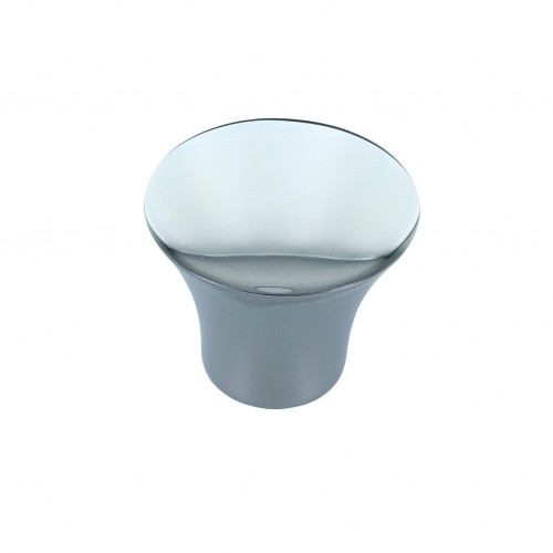 Malvern 35mm Polished Chrome Cabinet Knob