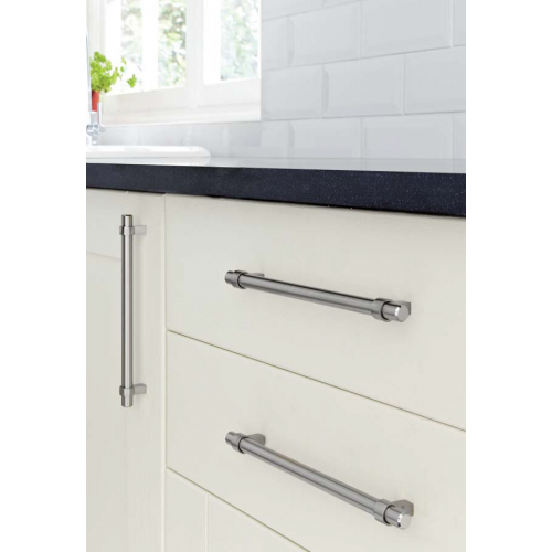Kitchen Cabinet Handles Uk Only: Collared T Bar Cabinet Handles