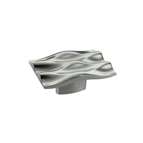 Weymouth Door Knob - Brushed Satin Nickel