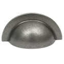 Brecon Pewter Finish Cup Handle - 64mm Centres
