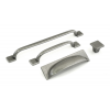 George Pewter Finish Bar Handle - 224mm Centres