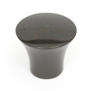 Malvern 35mm Polished Black Nickel Cabinet Knob