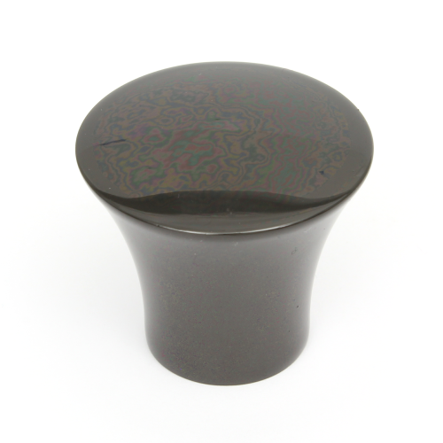 Malvern Polished Black Nickel Cabinet Knob - 30mm