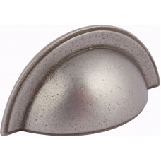 102mm Antique Pewter Cup Handle - 64mm Centres