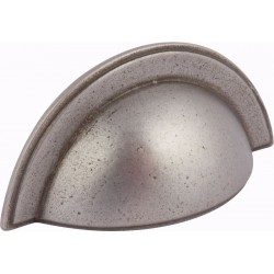 102mm Cast Iron Cup Handle - 64mm Centres