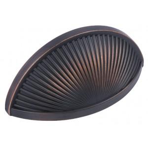 Sea Grass Cup Handle - Oil Rubbed Bronze