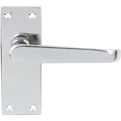 Interior Door Handles - Polished Chrome