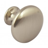 104mm Cabinet Cup Pull Handle Shaker Brushed Nickel