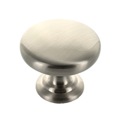 Monmouth 32mm Brushed Stainless Steel Cabinet Door Knob