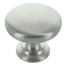 38mm Brushed Satin Nickel Cabinet Door Knob