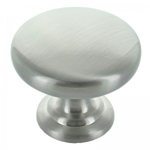 38mm Brushed Stainless Steel Cabinet Door Knob