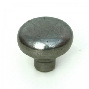 35mm Pewter Finish Door Knob