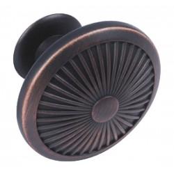 Sea Grass Cabinet Knob - Oil Rubbed Bronze