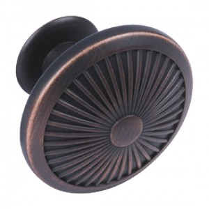 Sea Grass Cabinet Knob - Oil Rubbed Bronze