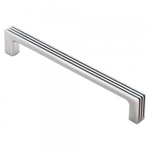 Darini Polished Chrome Cabinet Handle - 160mm Centres