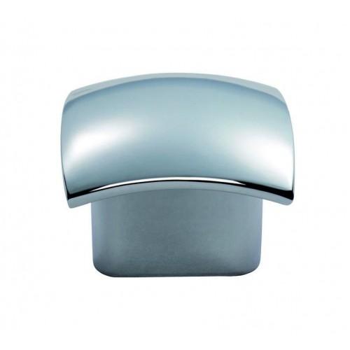 Helio Knob 32mm - Polished Chrome