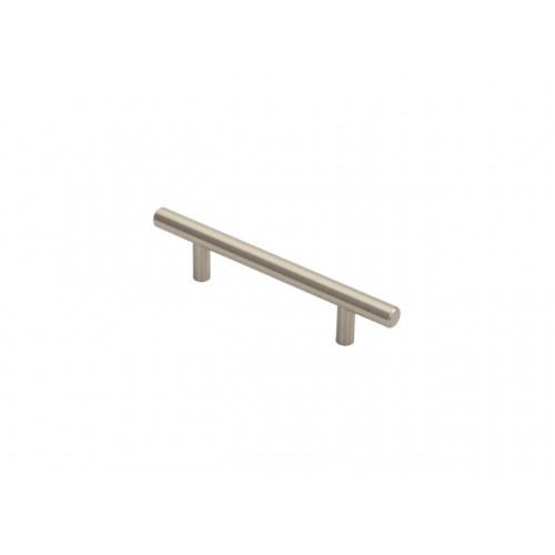 Satin Nickel T-Bar Handle - 96mm Centres