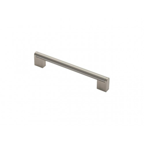 Stainless Steel Boss Bar Handle - 160mm Centres