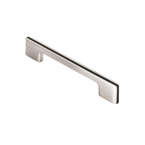 Harris Satin Chrome Cabinet Handle - 128mm Centres