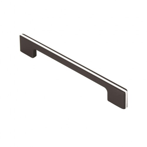 Harris Black Cabinet Handle - 160mm Centres