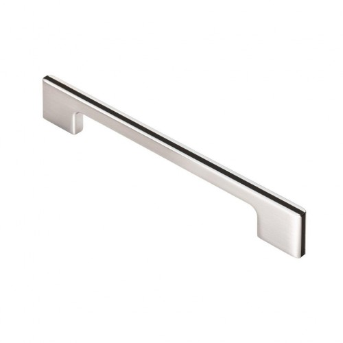Harris Satin Chrome Cabinet Handle - 160mm Centres