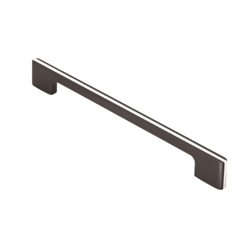 Harris Black Cabinet Handle - 192mm Centres