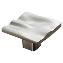 Serdi 44mm Knob - Satin Nickel