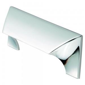 Capori Handle - Polished Chrome - 96mm Centres