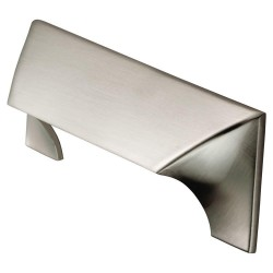 Satin Nickel Capori Handle | 96mm Centres