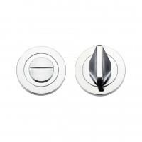 Bathroom/WC Turn & Release Polished Chrome