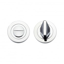 Bathroom/WC Turn & Release Polished Chrome
