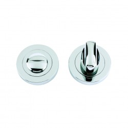 WC Turn & Release Polished Chrome